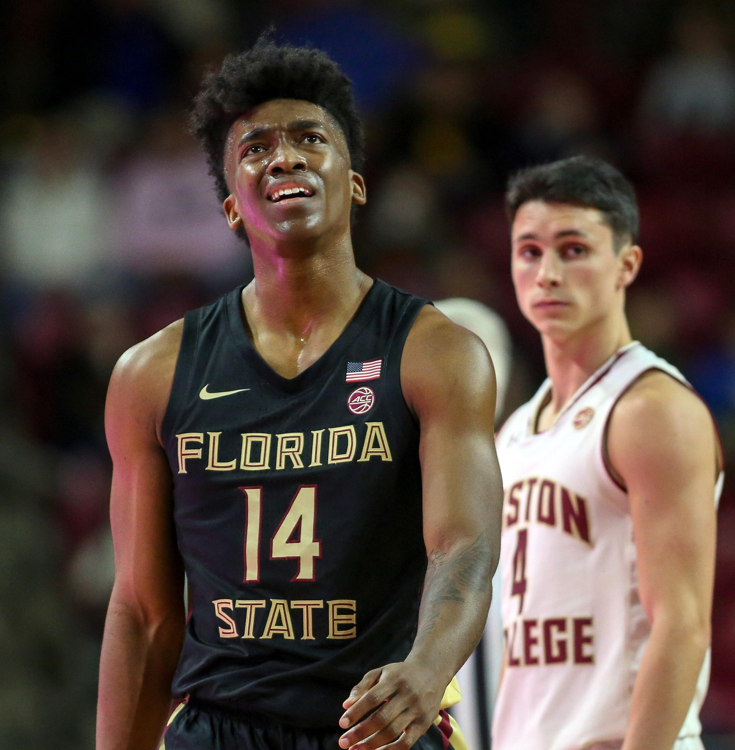 Florida State drops third straight ACC game at Boston College