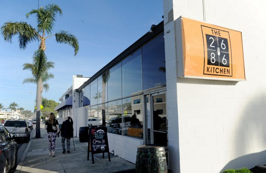 Named for its address, 2686 Kitchen is at 2686 Loma Vista Road in Ventura.