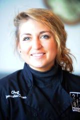 Pastry chef Anastashia Chavez