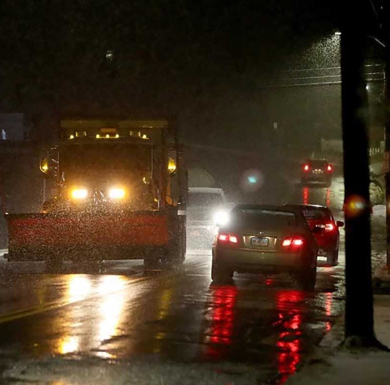 Winter snowstorm: Latest updates on forecast, timing and snow totals