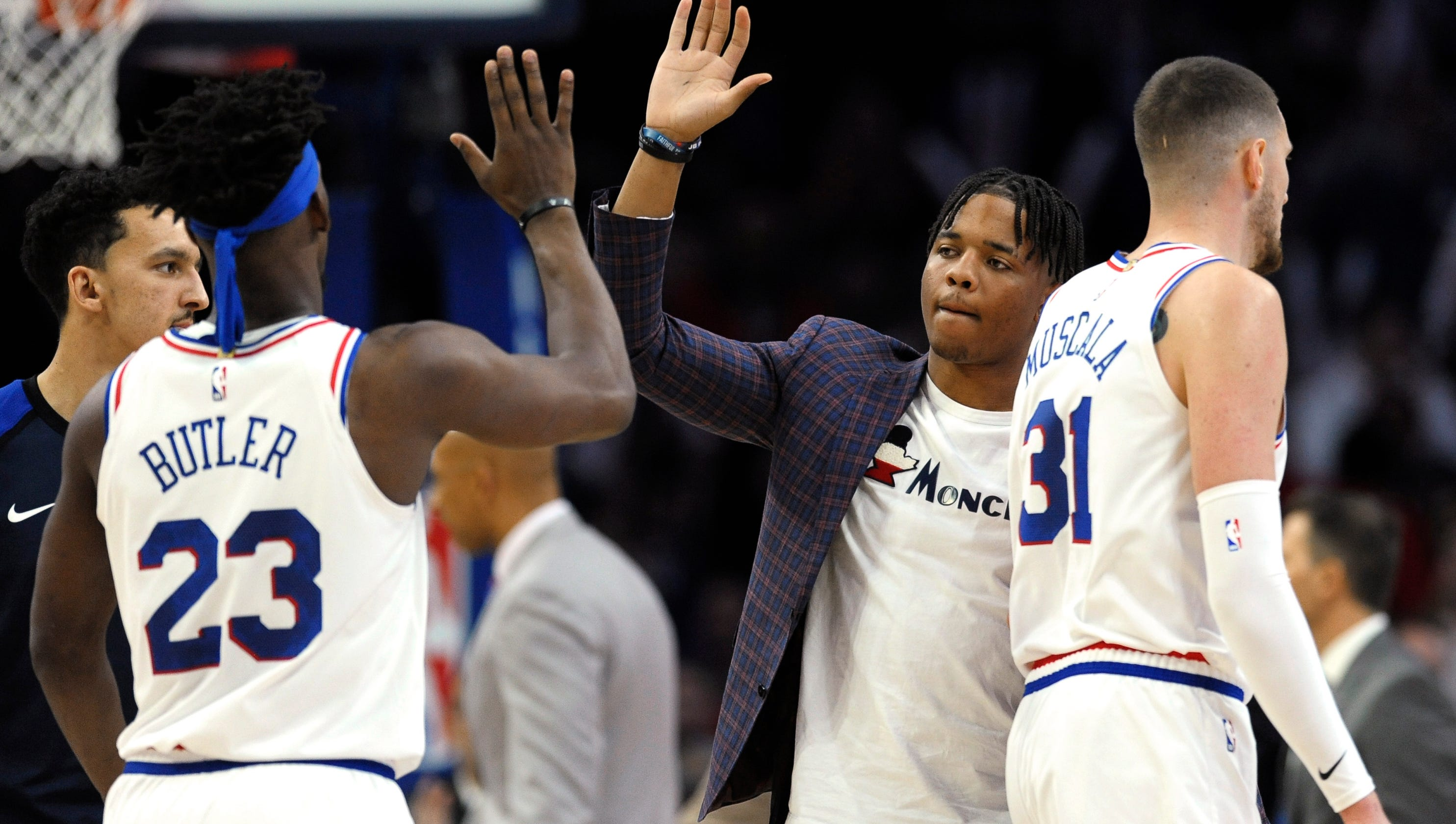 How Markelle Fultz forced Sixers to trade for Clippers