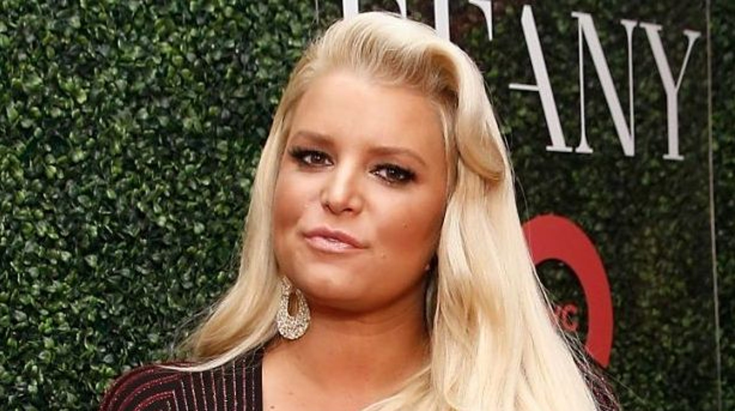 Jessica Simpson Reveals Unborn Daughters Name At Baby Shower