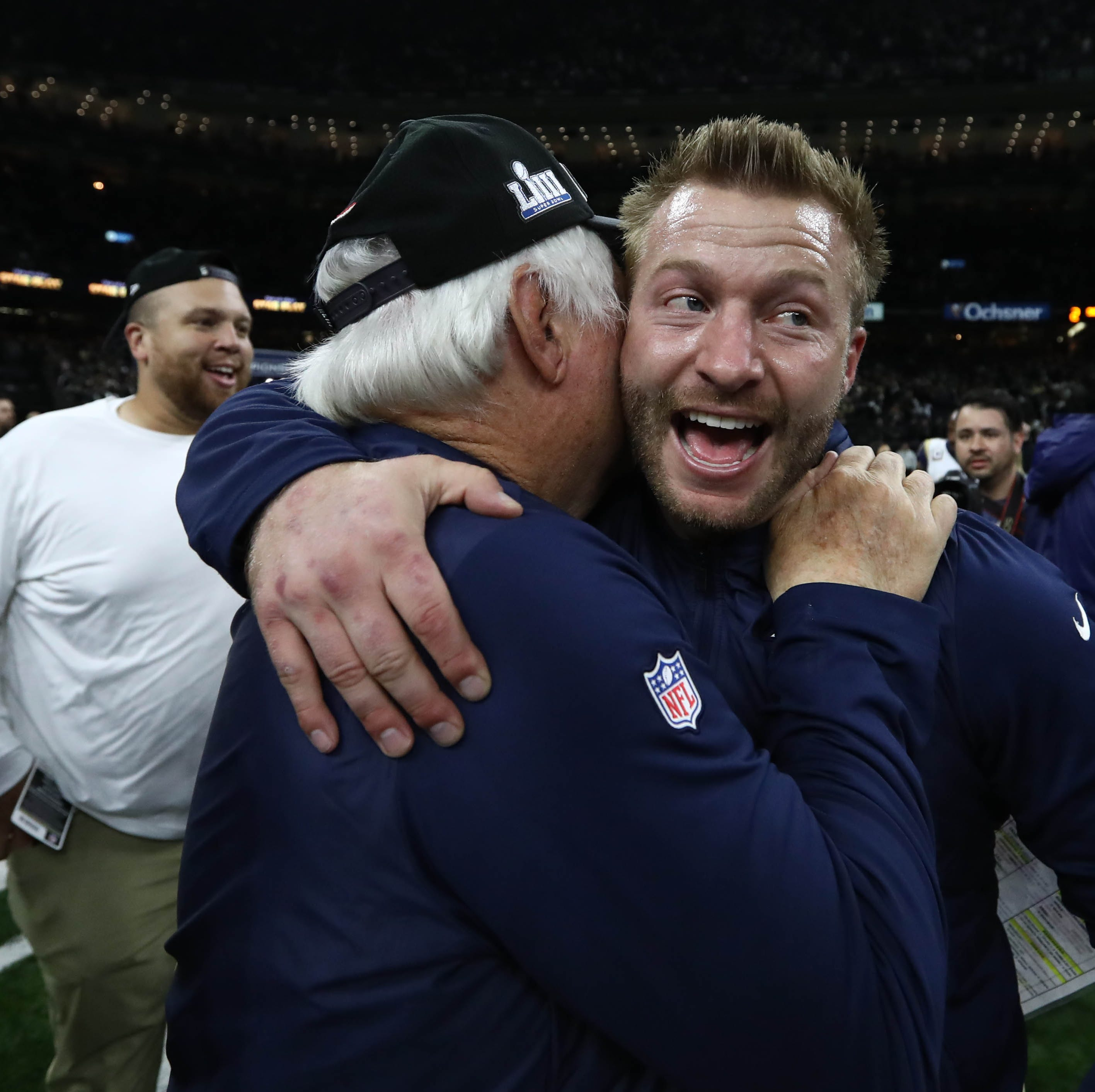 Rams' Sean McVay will return to Atlanta as the youngest Super Bowl coach