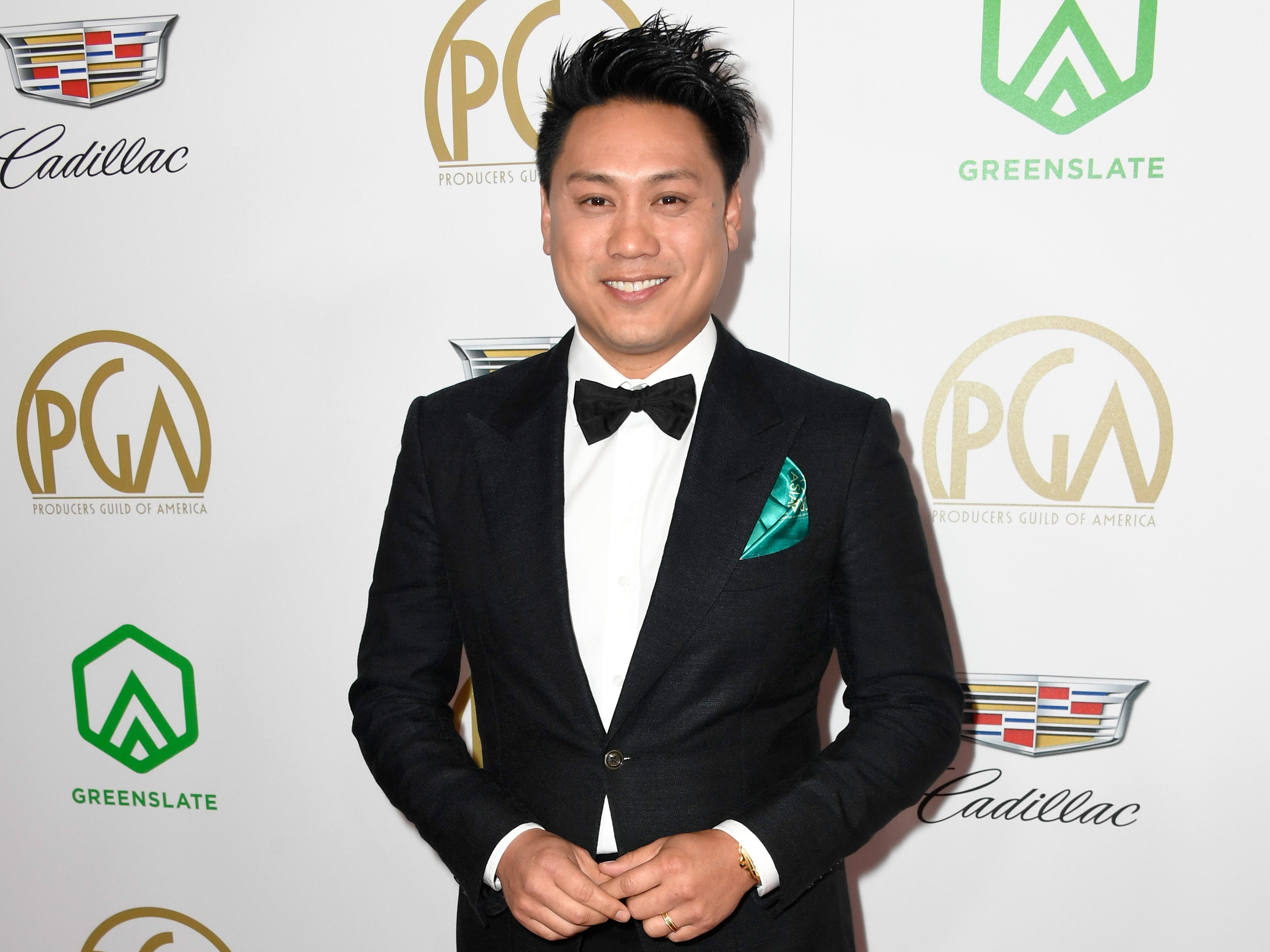 BEVERLY HILLS, CA - JANUARY 19:  Jon M. Chu attends the 30th annual Producers Guild Awards at The Beverly Hilton Hotel on January 19, 2019 in Beverly Hills, California.  (Photo by Frazer Harrison/Getty Images) ORG XMIT: 775277375 ORIG FILE ID: 1085405828