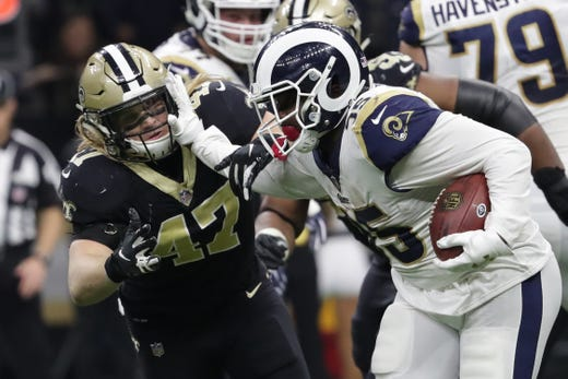 Rams stun Saints in overtime after controversial call, advance to Super Bowl LIII as NFC champs