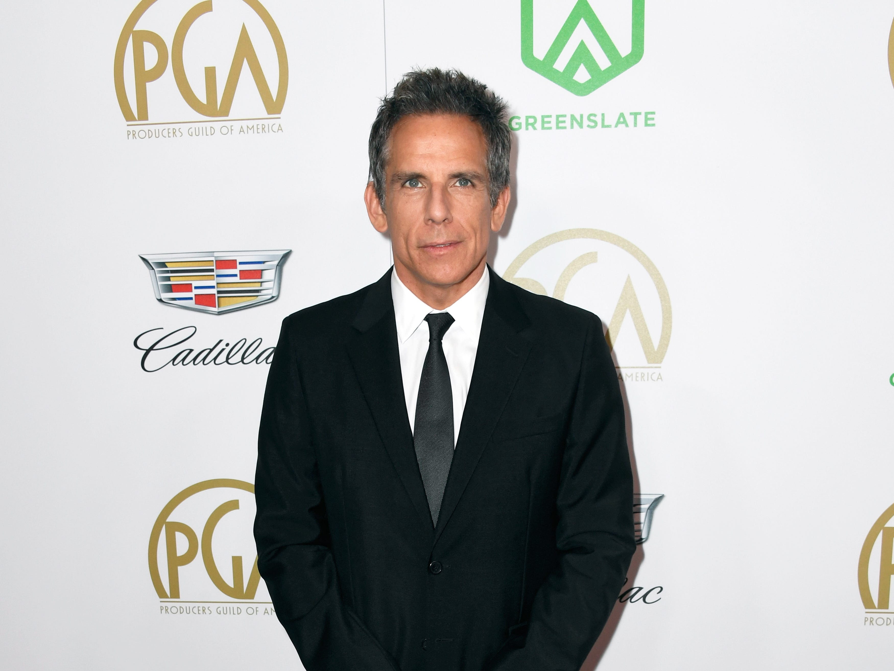 BEVERLY HILLS, CA - JANUARY 19:  Ben Stiller attends the 30th annual Producers Guild Awards at The Beverly Hilton Hotel on January 19, 2019 in Beverly Hills, California.  (Photo by Frazer Harrison/Getty Images) ORG XMIT: 775277375 ORIG FILE ID: 1085405368