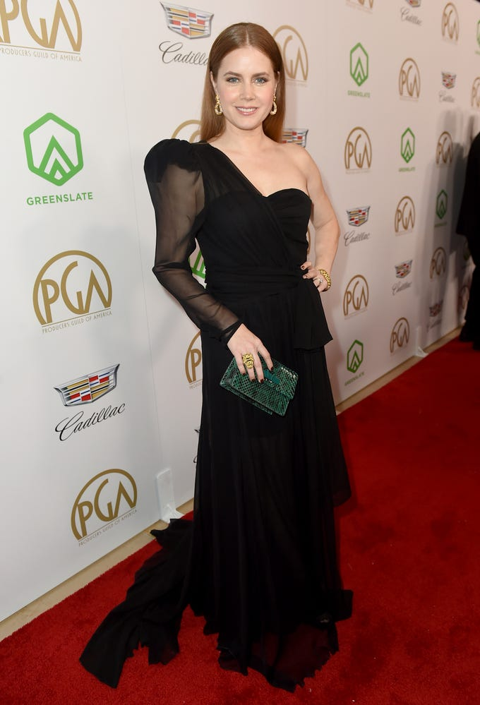 Producers Guild Awards 2019: Celebs go glam on the red carpet