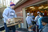 Clemson students serve community in honor of Martin Luther King Jr.