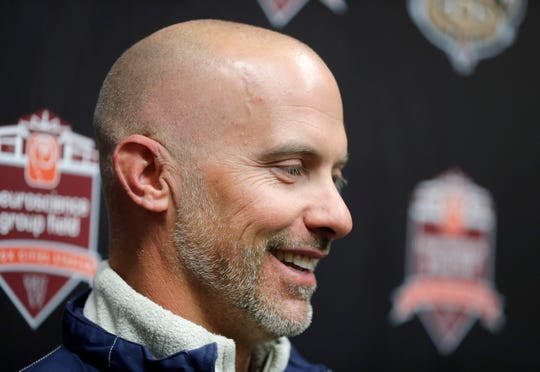 Appleton native Matt Erickson is expected to return for his ninth season as Wisconsin Timber Rattlers manager in 2019.