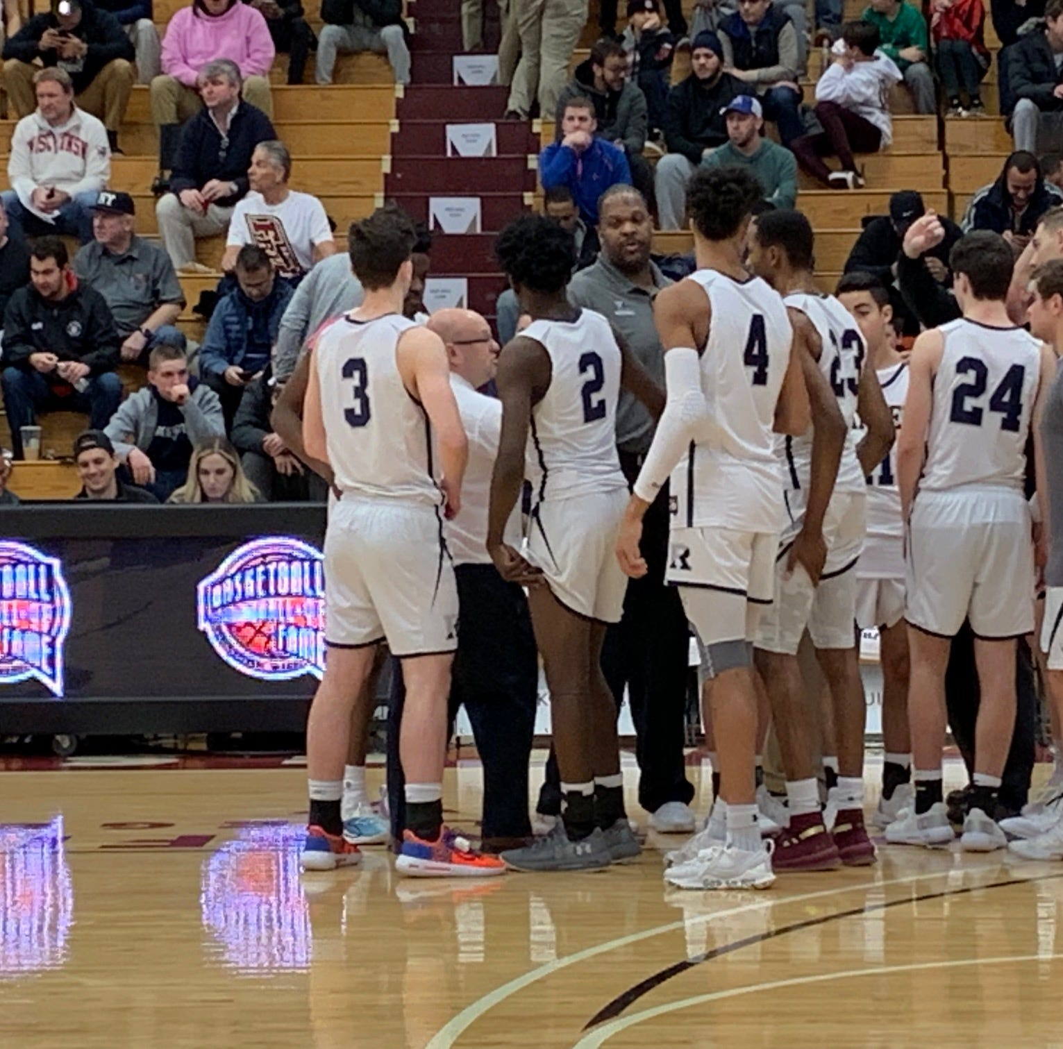 Hoophall Classic 2019: Ranney travel odyssey ends in USA TODAY Top-15 win over Federal Way