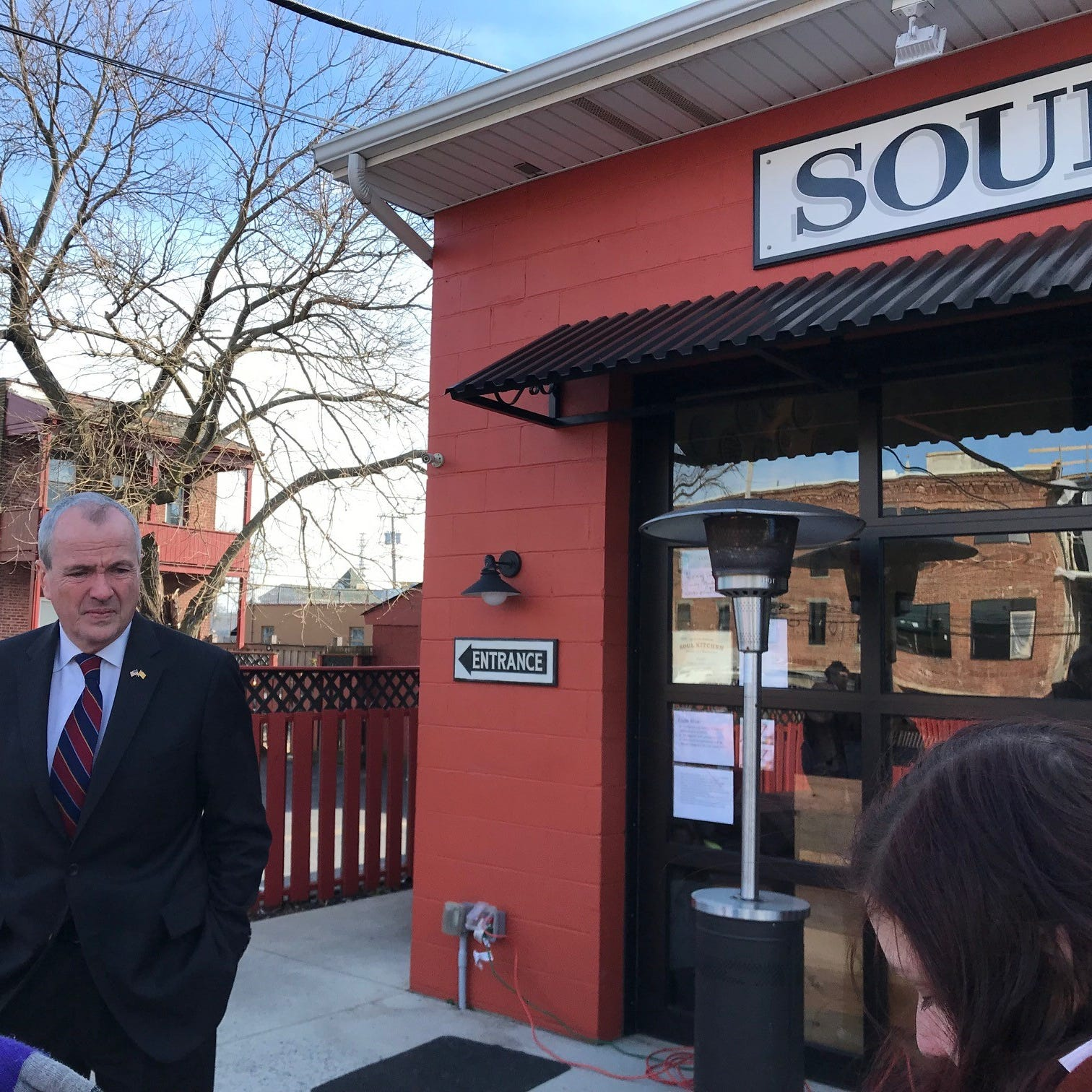 Bon Jovi Soul Kitchen: Gov. Phil Murphy visits furloughed federal workers lunch