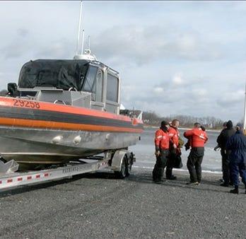 ice rescue tease