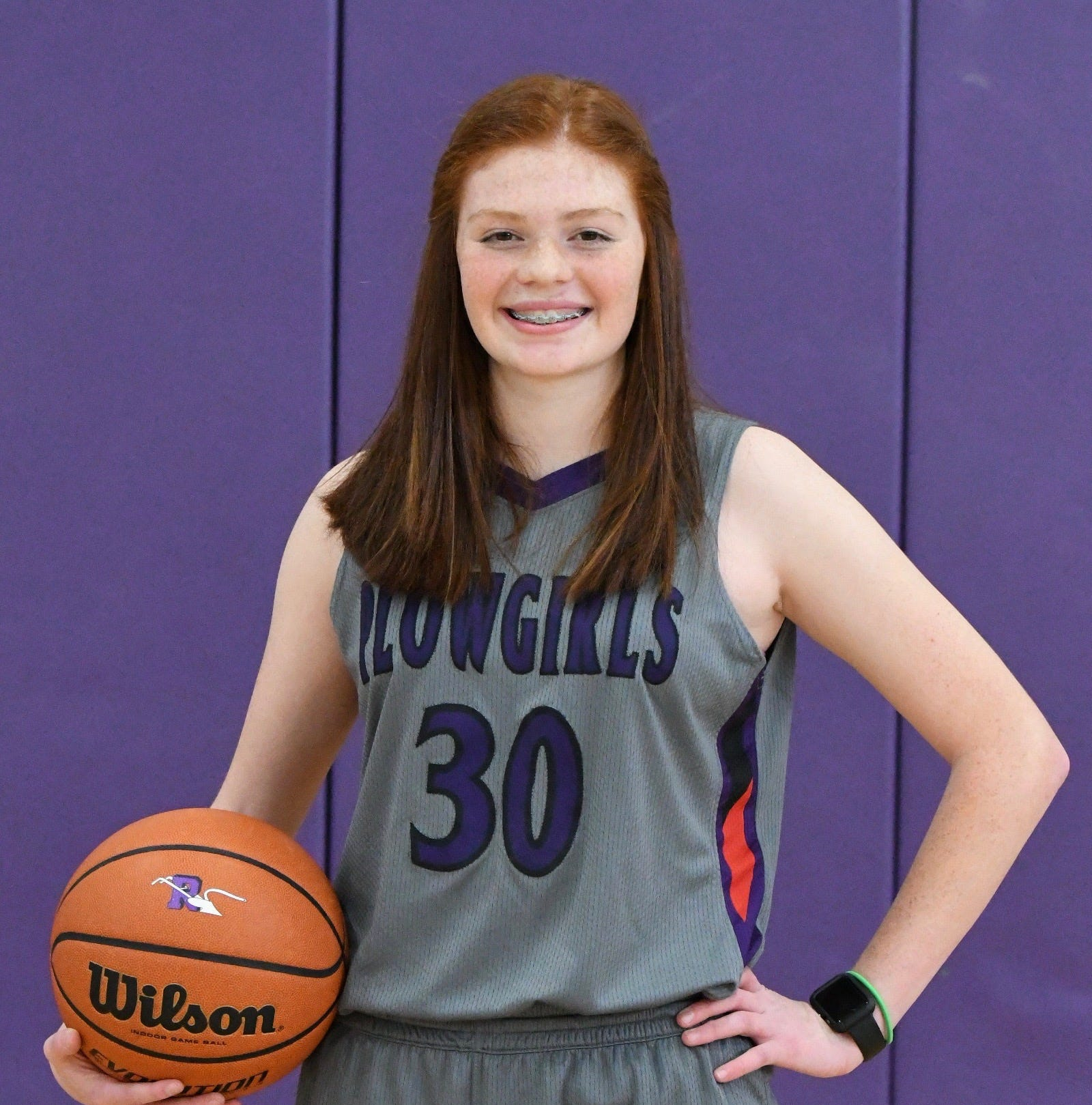 Big Country Player of the Week: Shauna McCambridge's 27 boards part of near triple-double