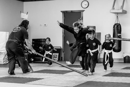 Budo Mountain's Ninja Kids Club offers spring break nature adventures, martial arts education and springtime fun. No martial arts experience needed