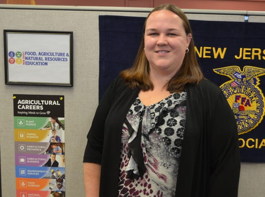 Erin Noble has been named the new State Program Leader for Food, Agriculture and Natural Resources Education/State FFA Advisor in New Jersey.
