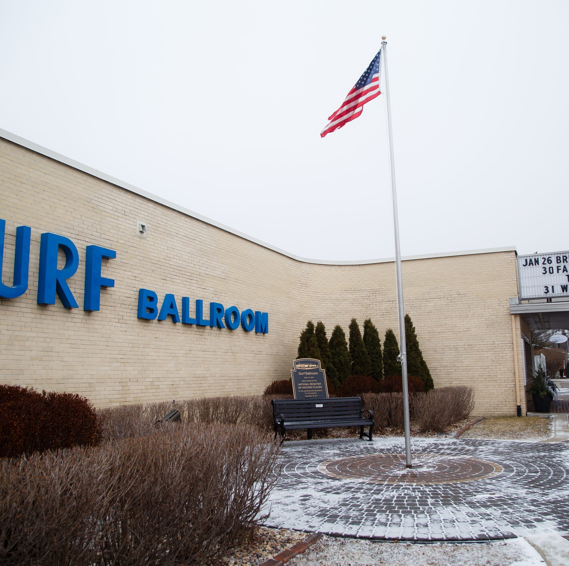 Iowa's historic Surf Ballroom earns Academy of Country Music Awards nomination