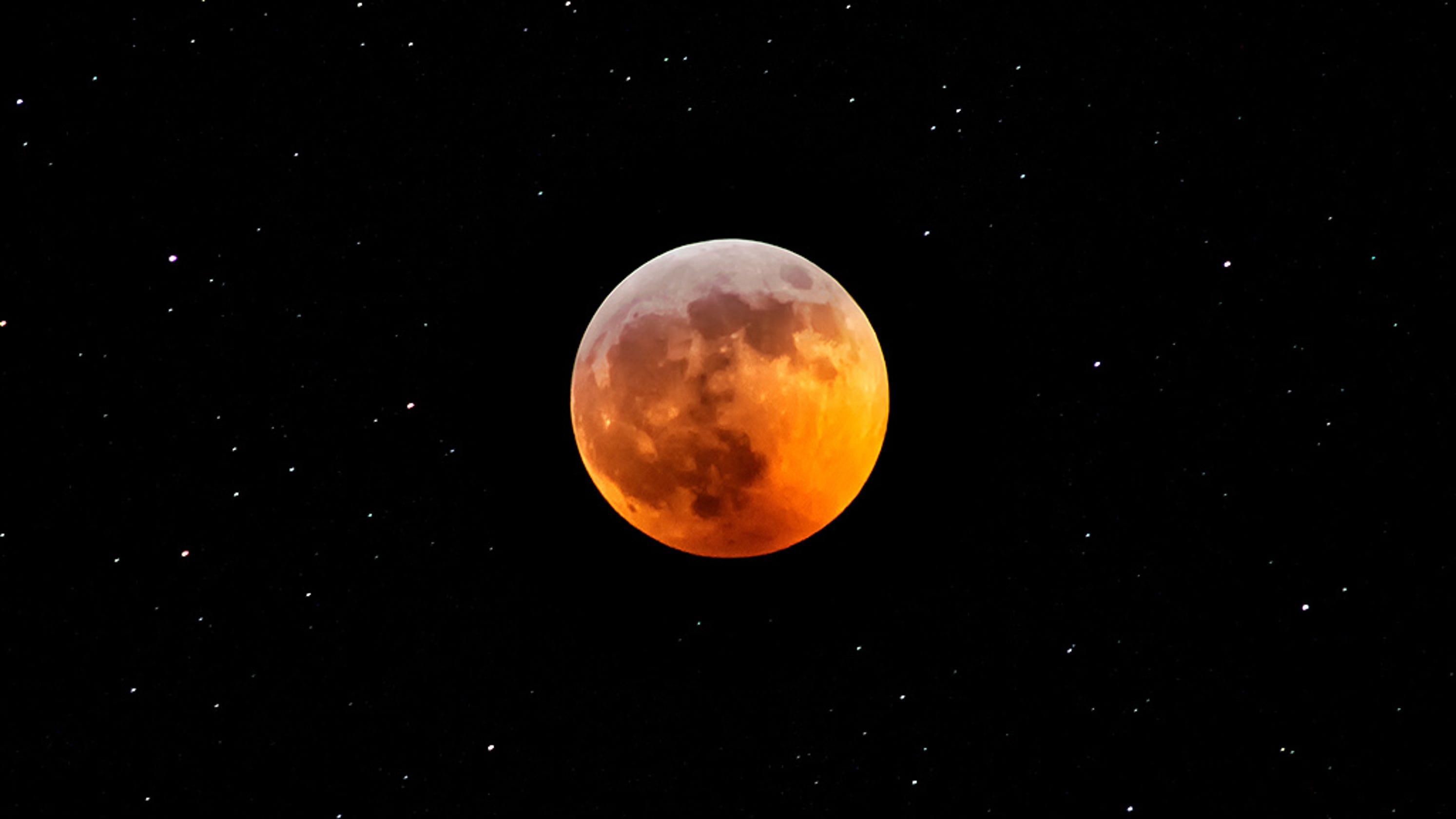 blood moon january 2019 michigan - photo #2