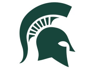 """Bailey Kowalski, 22, who claims the athletes sexually assaulted her in April 2015,sued MSU last year in U.S. District Court in Lansing, as a """"Jane Doe"""" and went public in an interview with the Times published Wednesday."""
