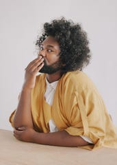 Flint-based musician and performer Tunde Olaniran was given a $50,000 grant from United Starts Artists.