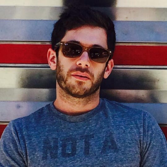 Colin Kroll profile photo on the 'Remembering Colin Kroll' facebook page.