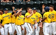 Michigan is ranked No. 20 in Baseball America's preseason Top 25.