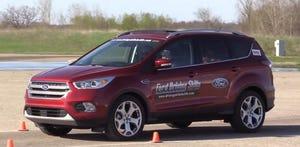 Peer-led Strive For a Safer Drive program that seeks to reduce traffic crashes involving teens.