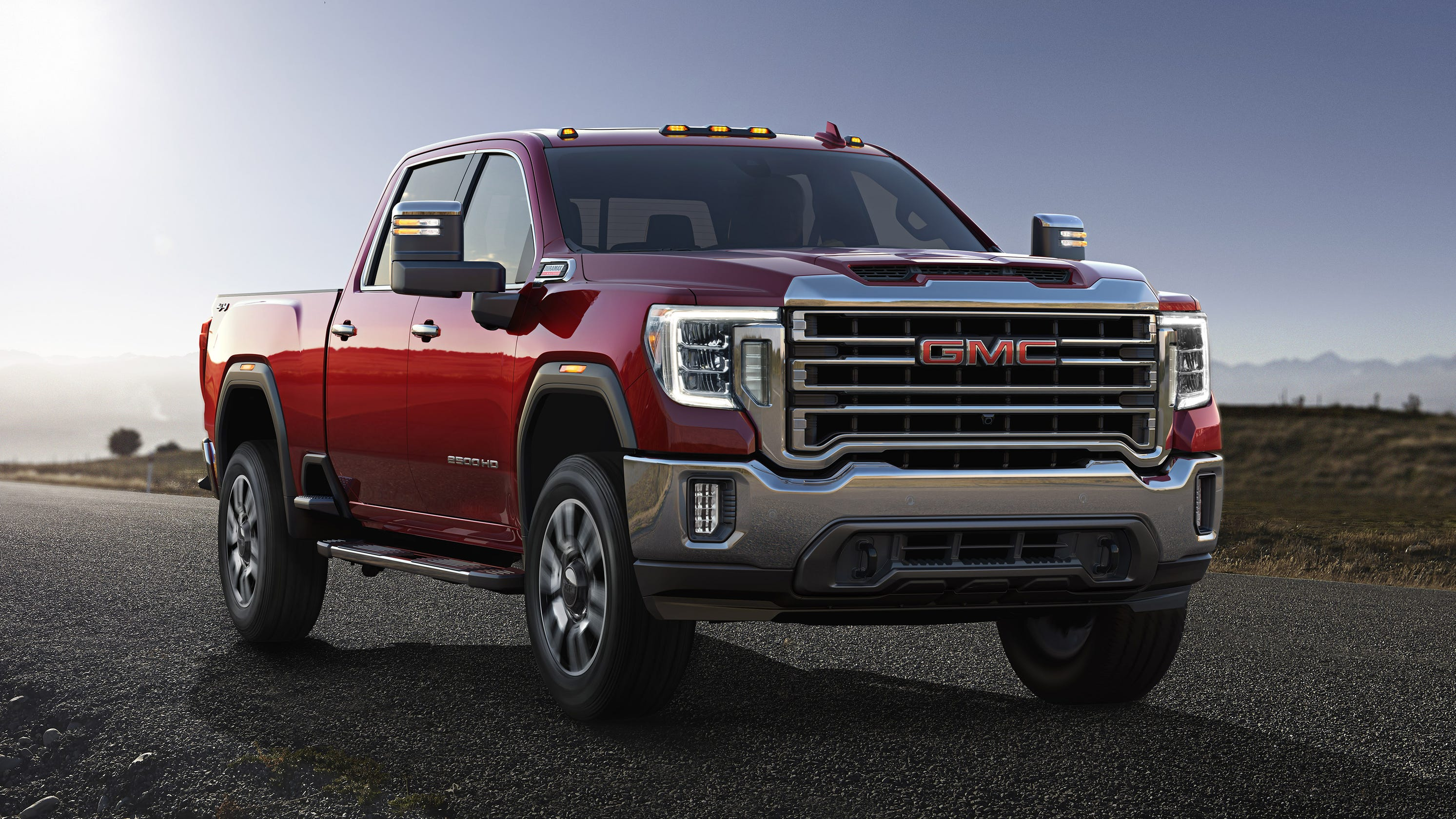 GMC takes the wraps off the new 2020 Sierra Heavy Duty in ...