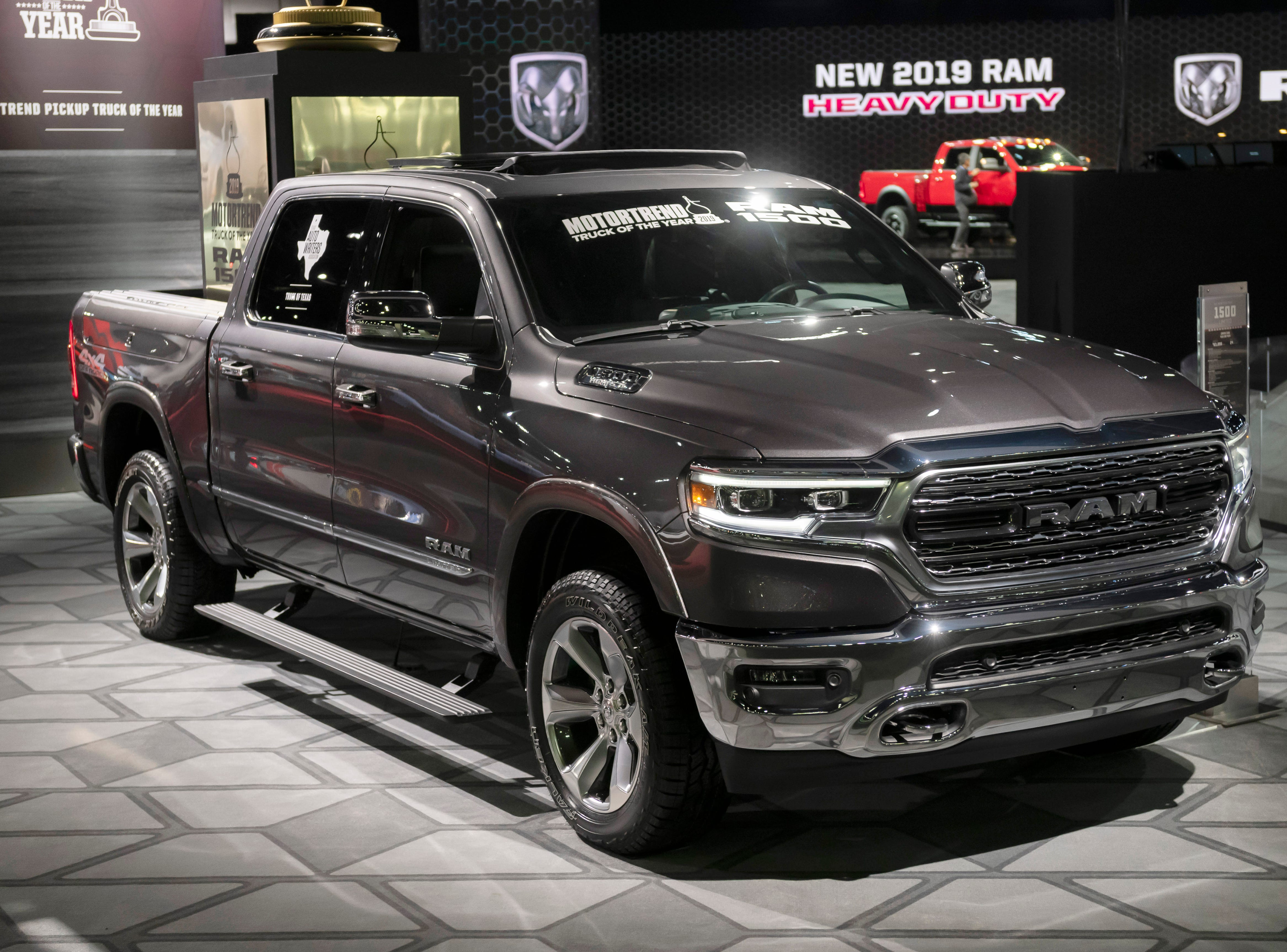 Coolest Technology: Dodge Ram 1500