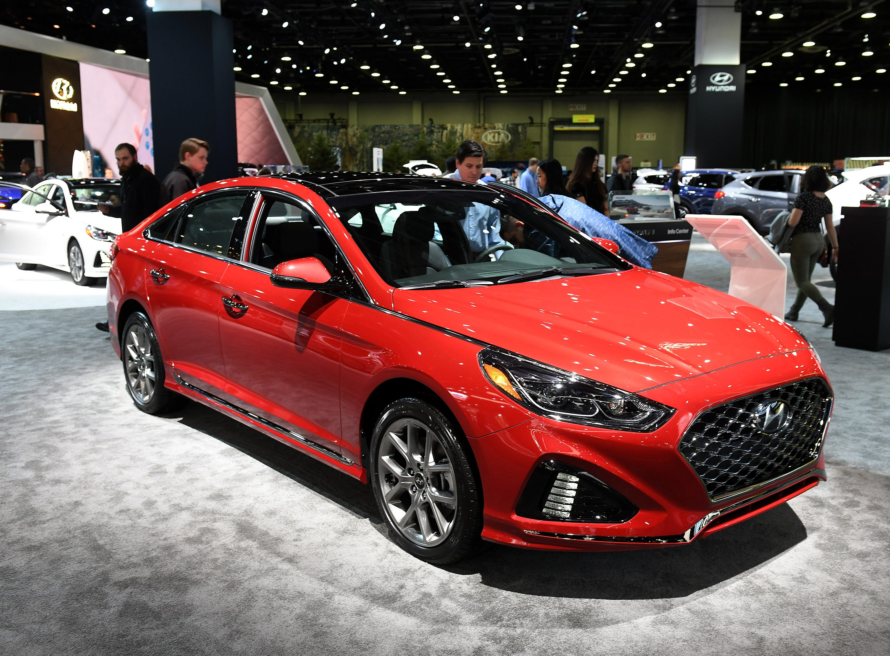 The Most For Your Money: Hyundai Sonata