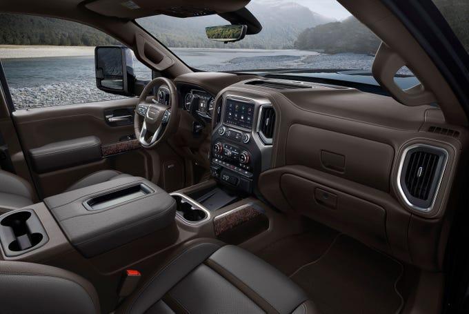 2020 GMC Sierra 2500 HD AT4