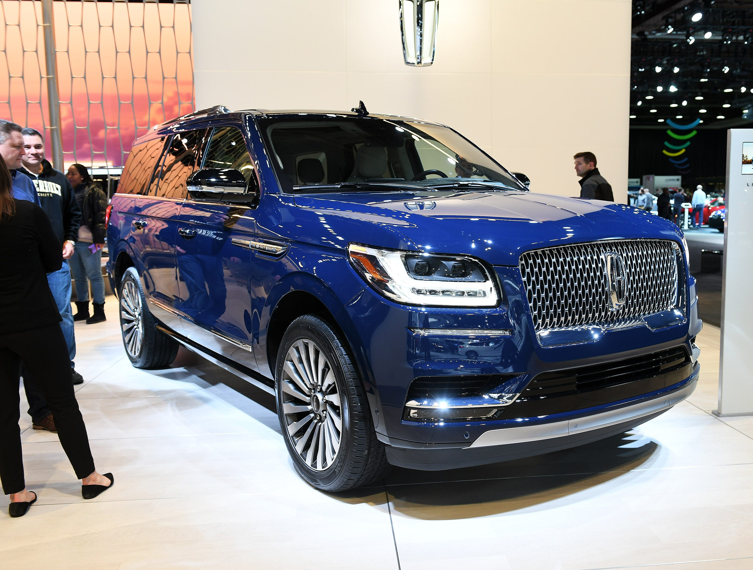 Best Road-Trip Ride: Lincoln Navigator