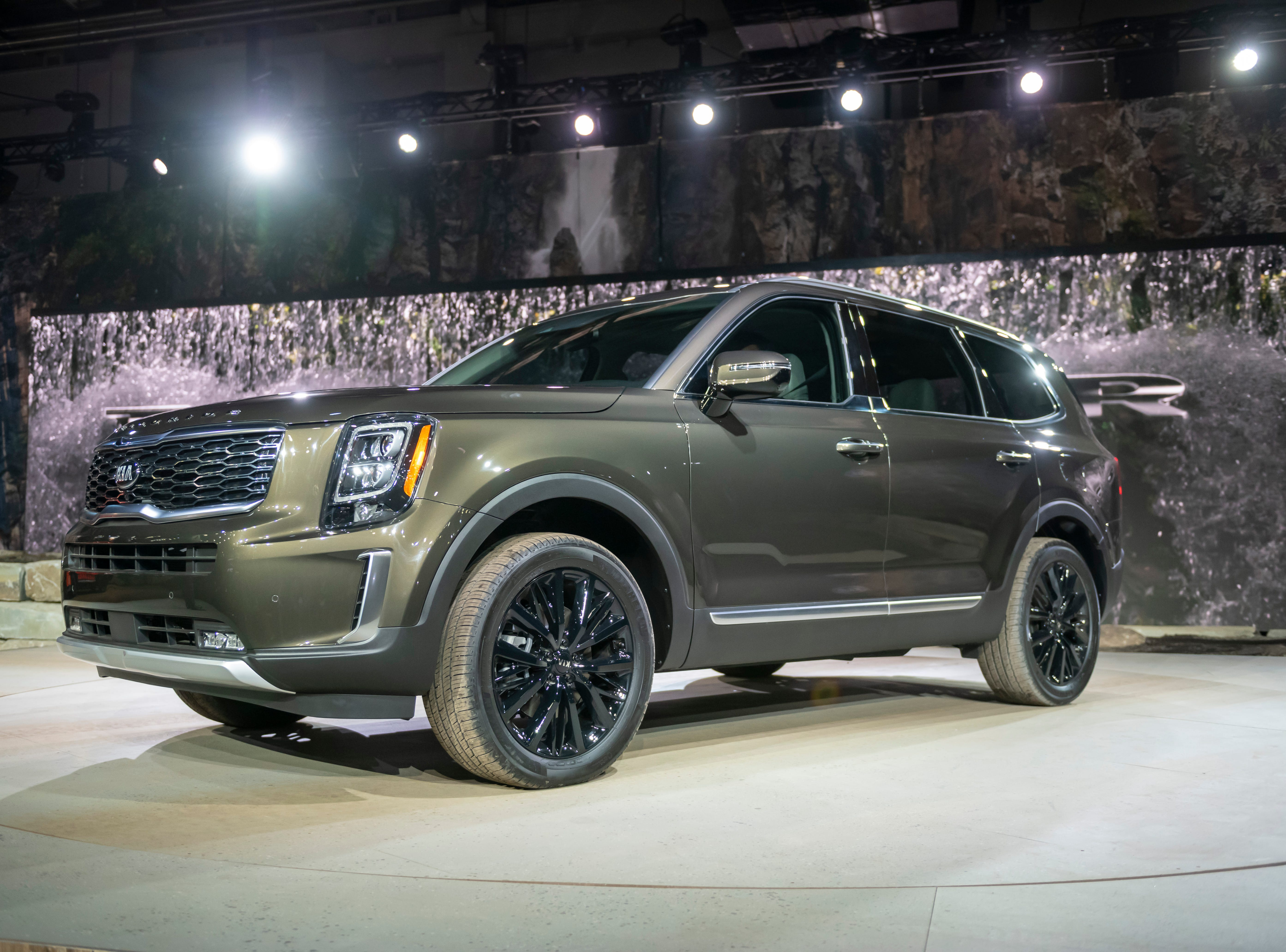 Best Family Fun Finder:  Kia Telluride