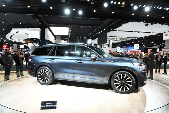 Best of Show: Lincoln Aviator