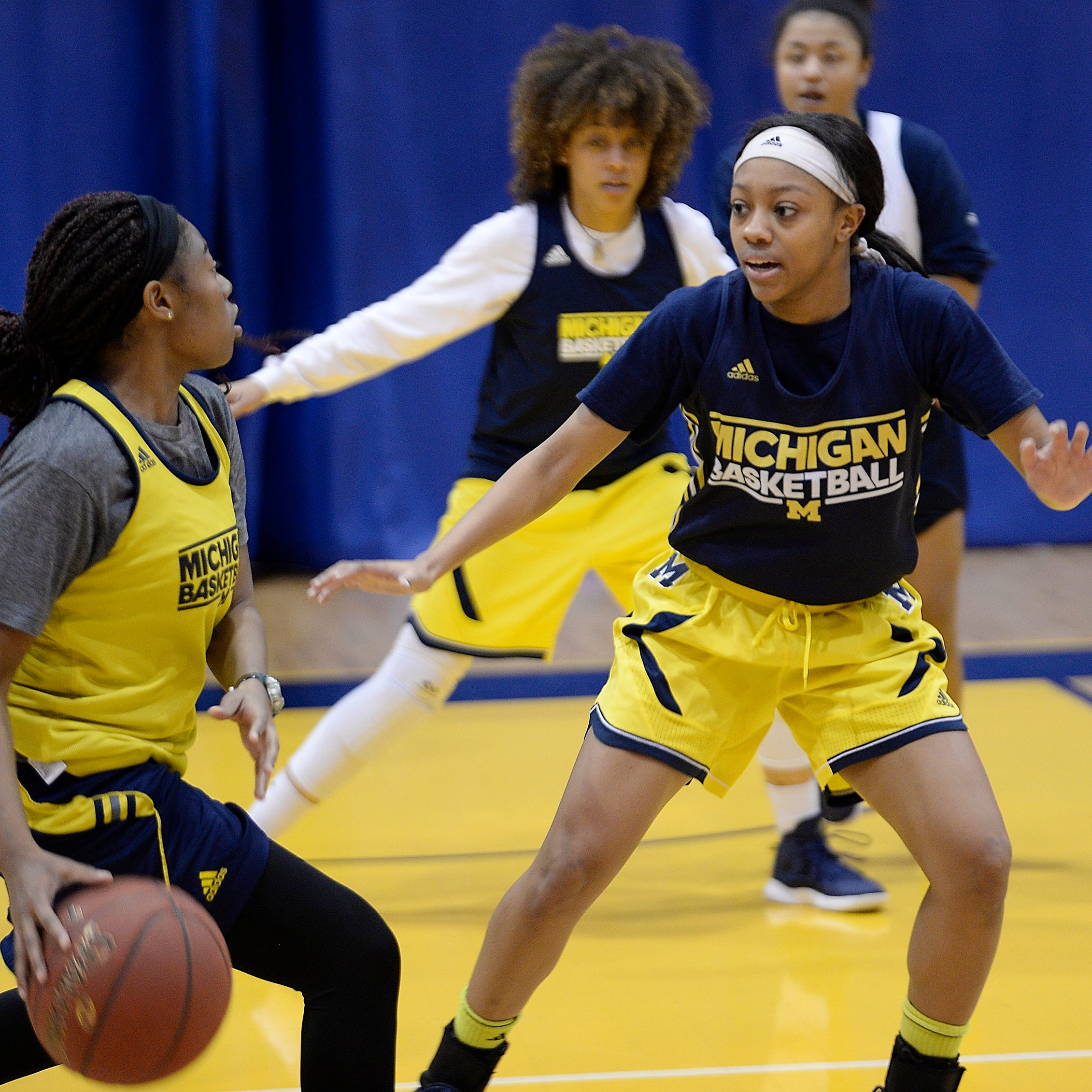 New additions give Michigan-Dearborn women new life in turnaround season