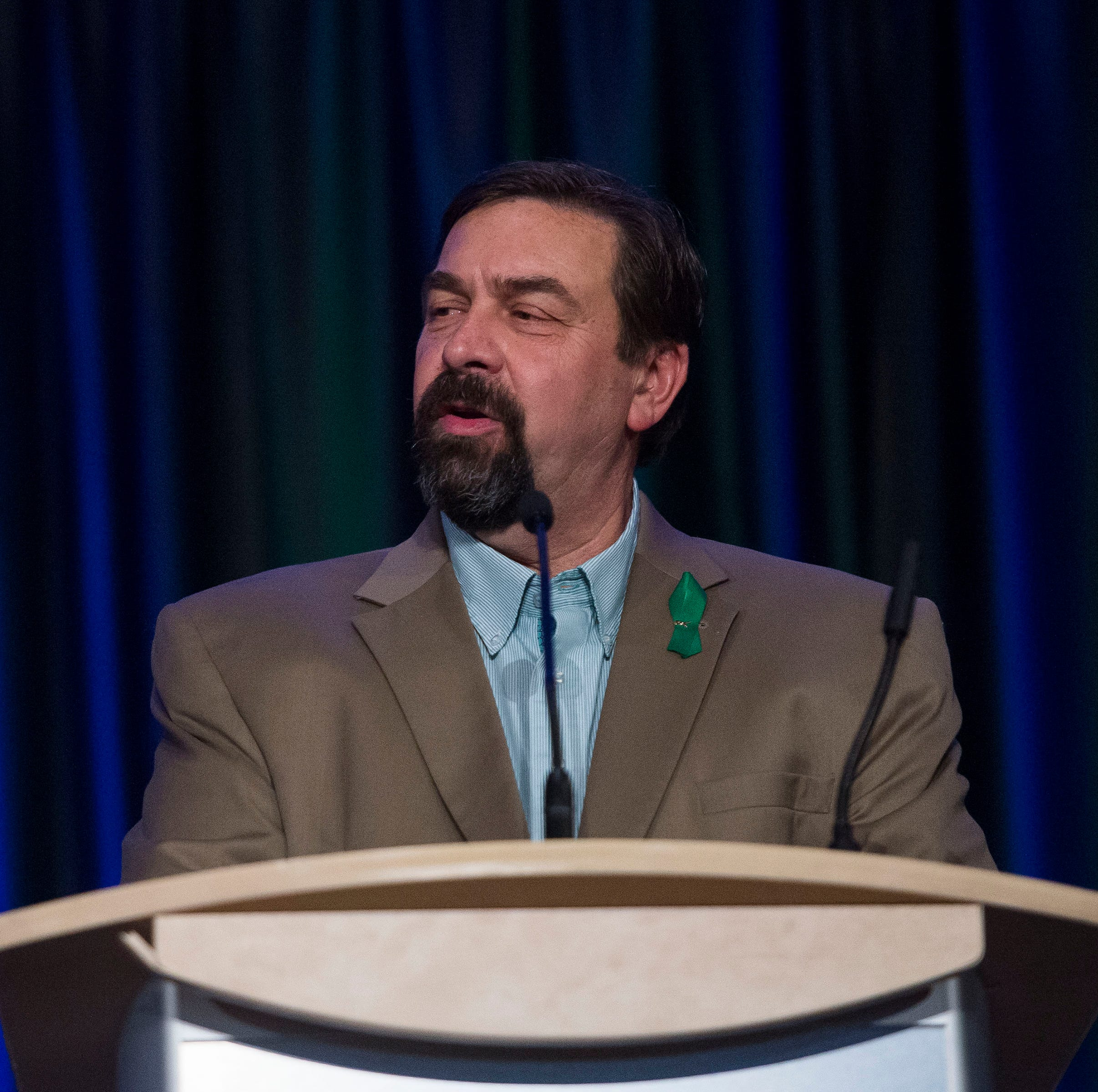 CSU President Tony Frank wins Fort Collins Chamber's top honor