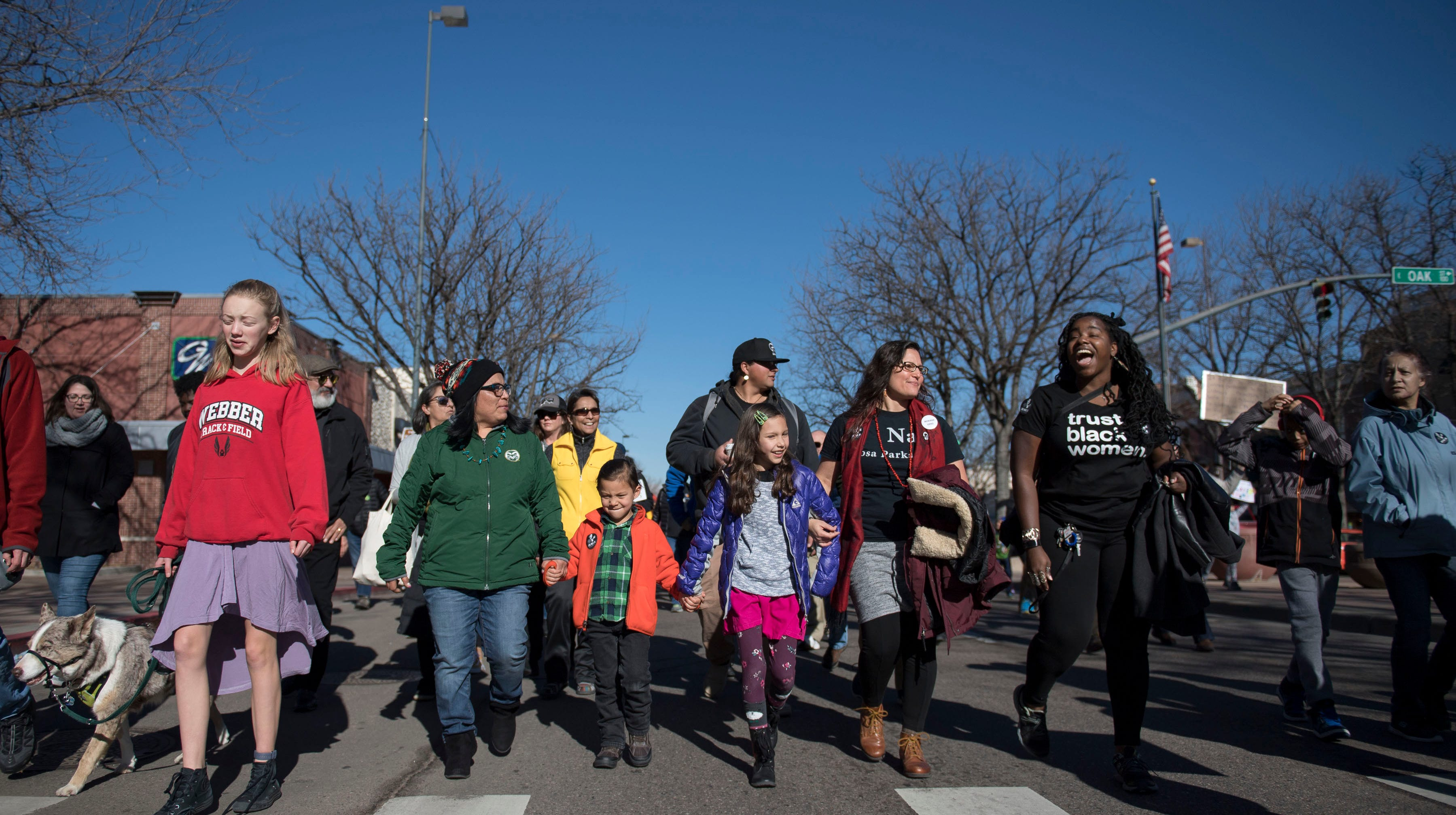 Fort Collins Community Celebrates Martin Luther King Jr Day With