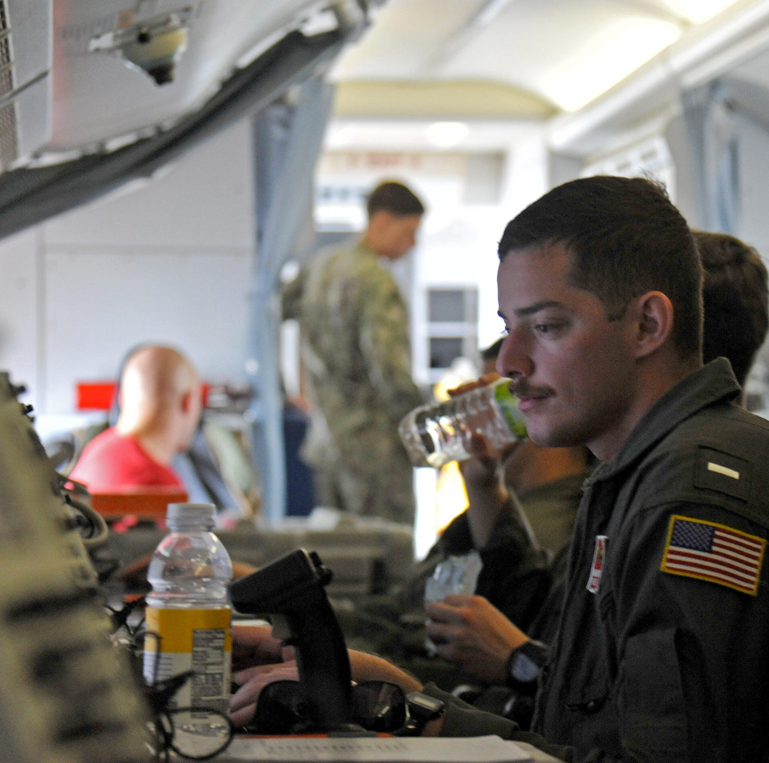Exercise Sea Dragon continues at Andersen Air Force Base