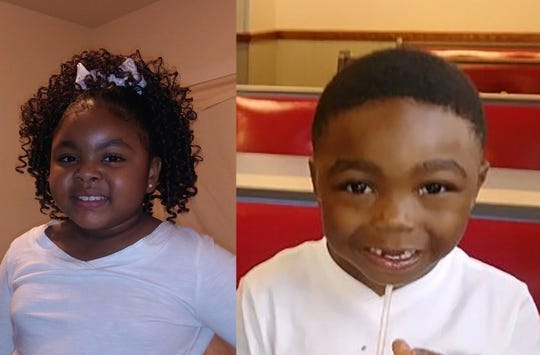 Londyn and Kingsont Davis were reported missing late Sunday, Jan. 20, 2019, from a home on Old Airport Road near U.S. 49.