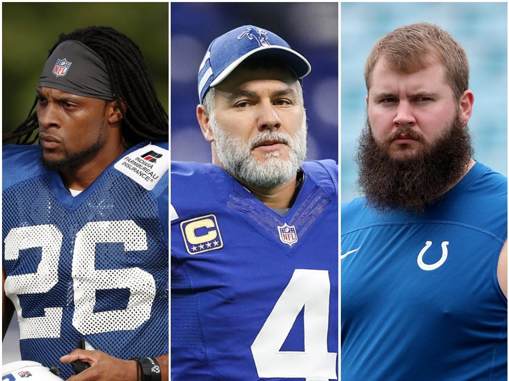 Colts impending free agents: Who could be staying, going?
