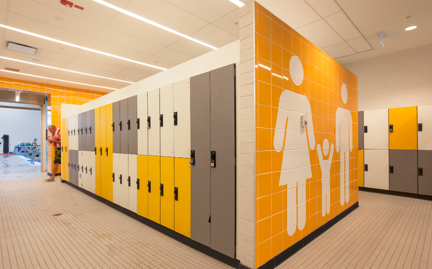 Bangert gender neutral locker room west lafayette sells idea for