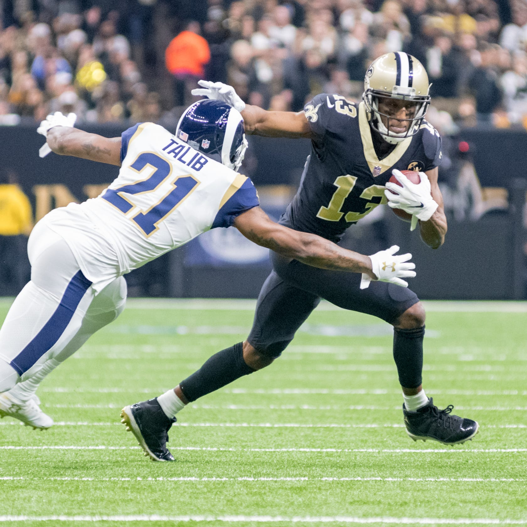 Michael Thomas cites NFL rulebook on 'extraordinarily unfair acts'