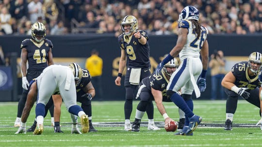 For many in America, Drew Brees' legacy automatically diminished after the officials refused to throw pass interference flag last Sunday.