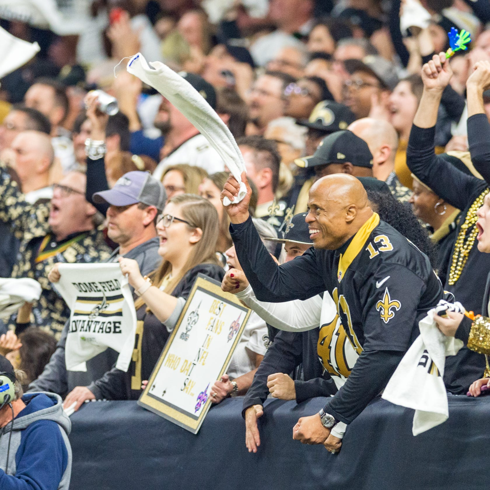 Saints' preseason schedule includes traveling coast to coast