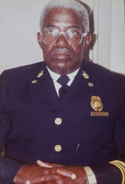 Floyd Newsum Sr., who was one of Memphis' first black firefighters in the 1950s, died last week.