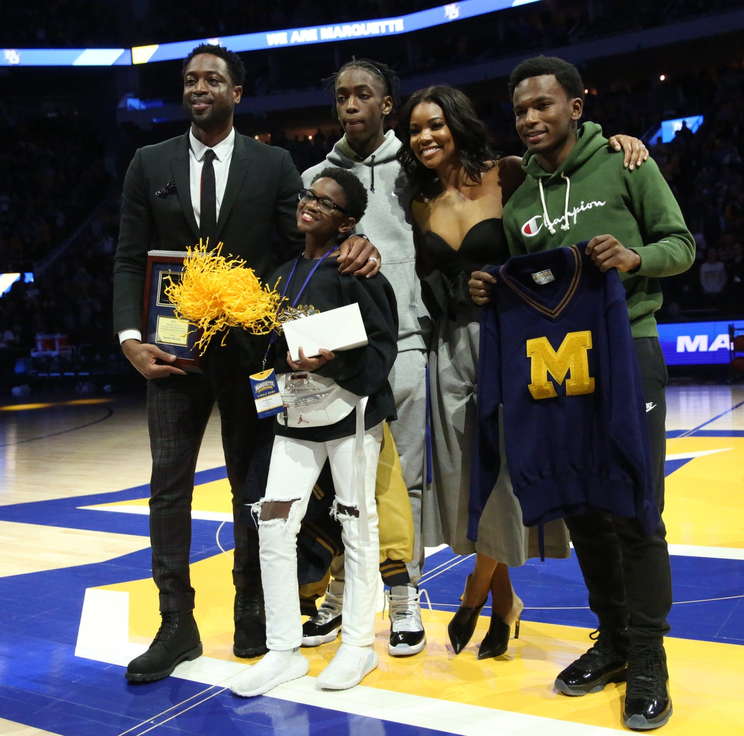 Photos: Marquette 79, Providence 68