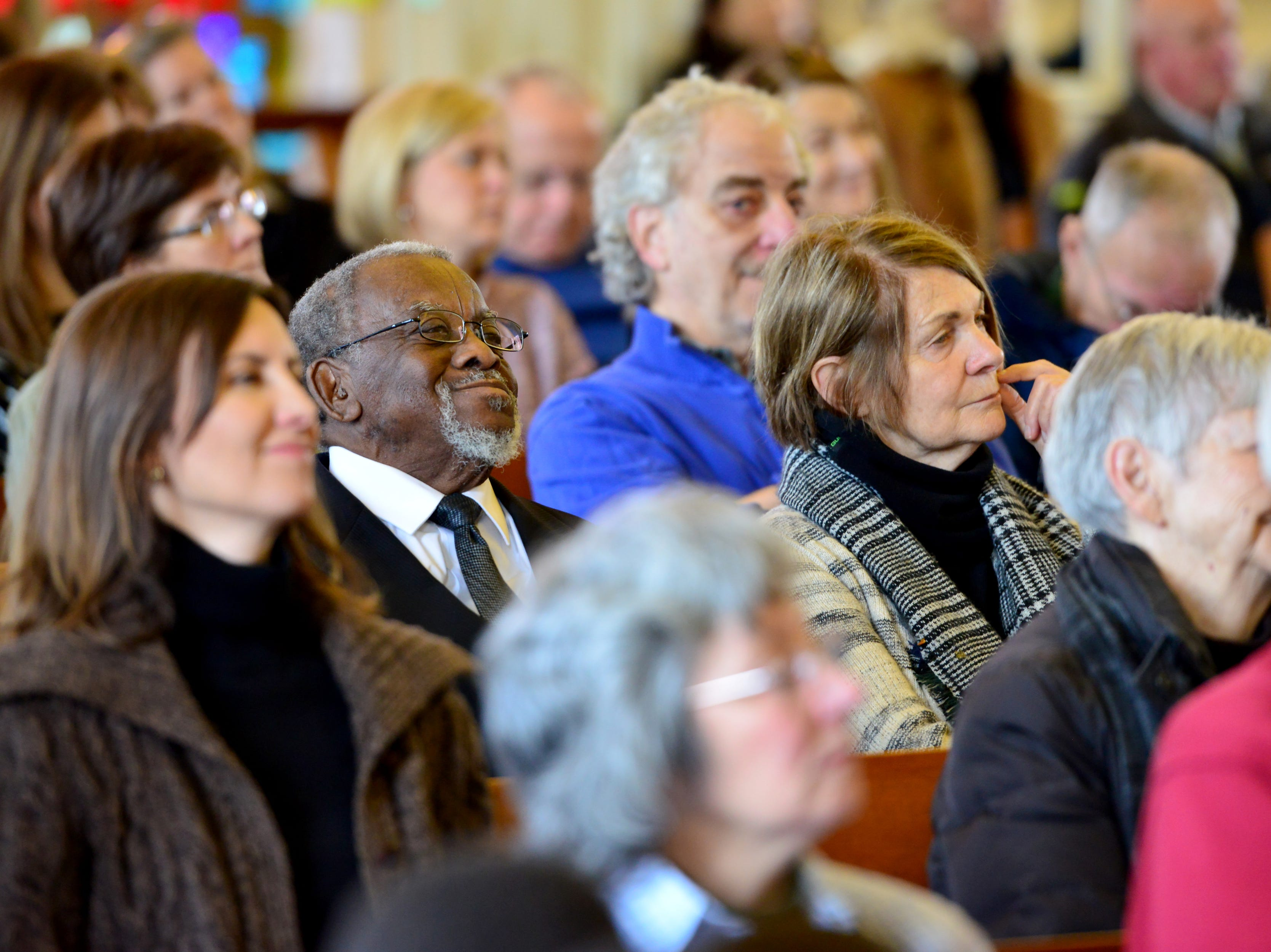 The Ridgewood United Methodist Church held its 37th year of honoring Dr. Martin Luther King, Jr. in Ridgewood, on Monday January 21, 2019. Area residents and religious leaders from many faiths attended the annual event.