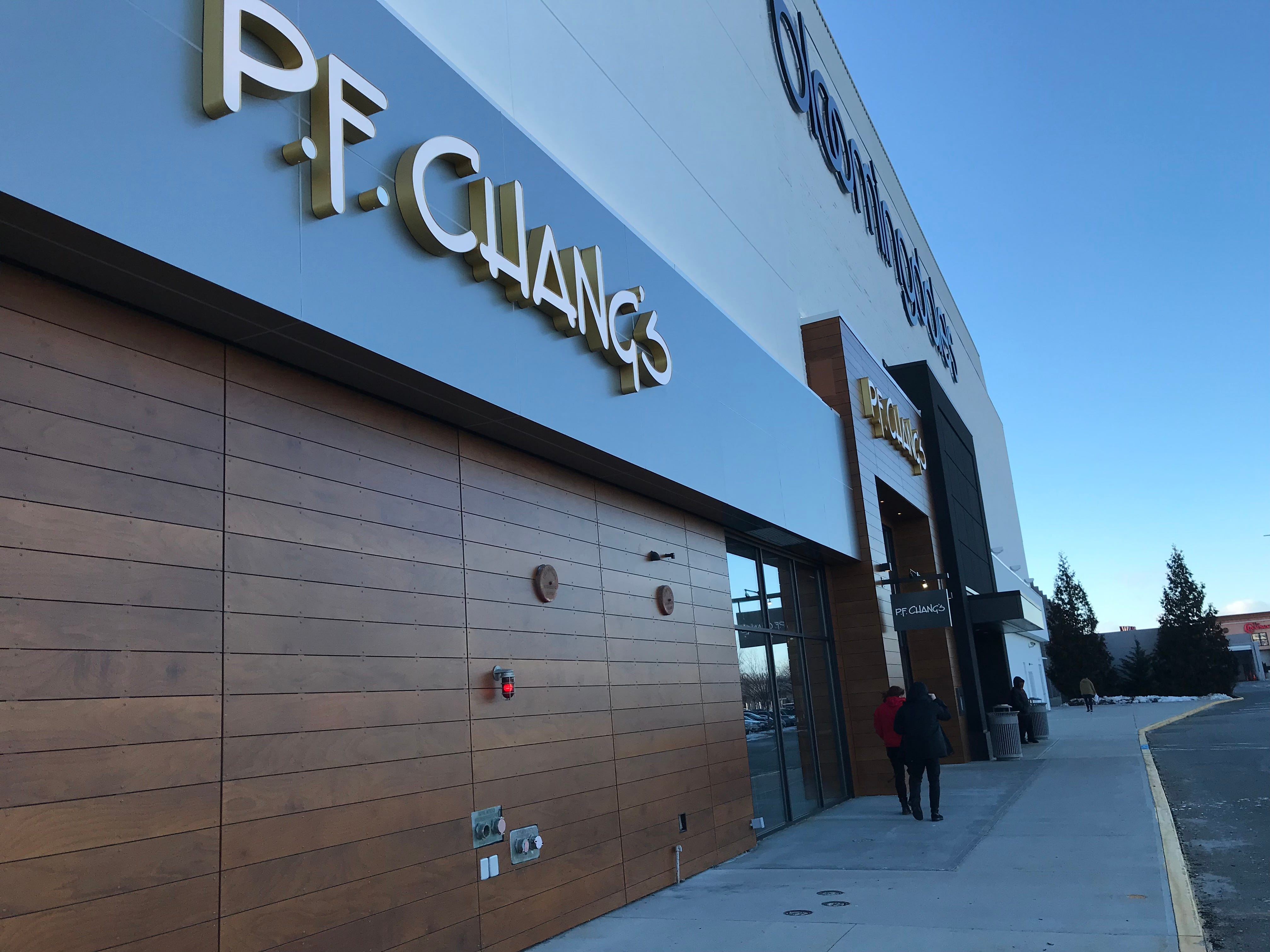 A new P.F. Chang's at Willowbrook Mall in Wayne opened Jan. 21, 2019.