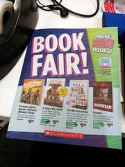 Deming Intermediate School will host a Reading Rocks-Stone Age Scholastic Book Fair fro 8 a.m. to 4:30 p.m. on Monday through Friday from Jan. 28 to Feb 8 at the school's library, 1750 West Pear Street located on Deming's west side of town.