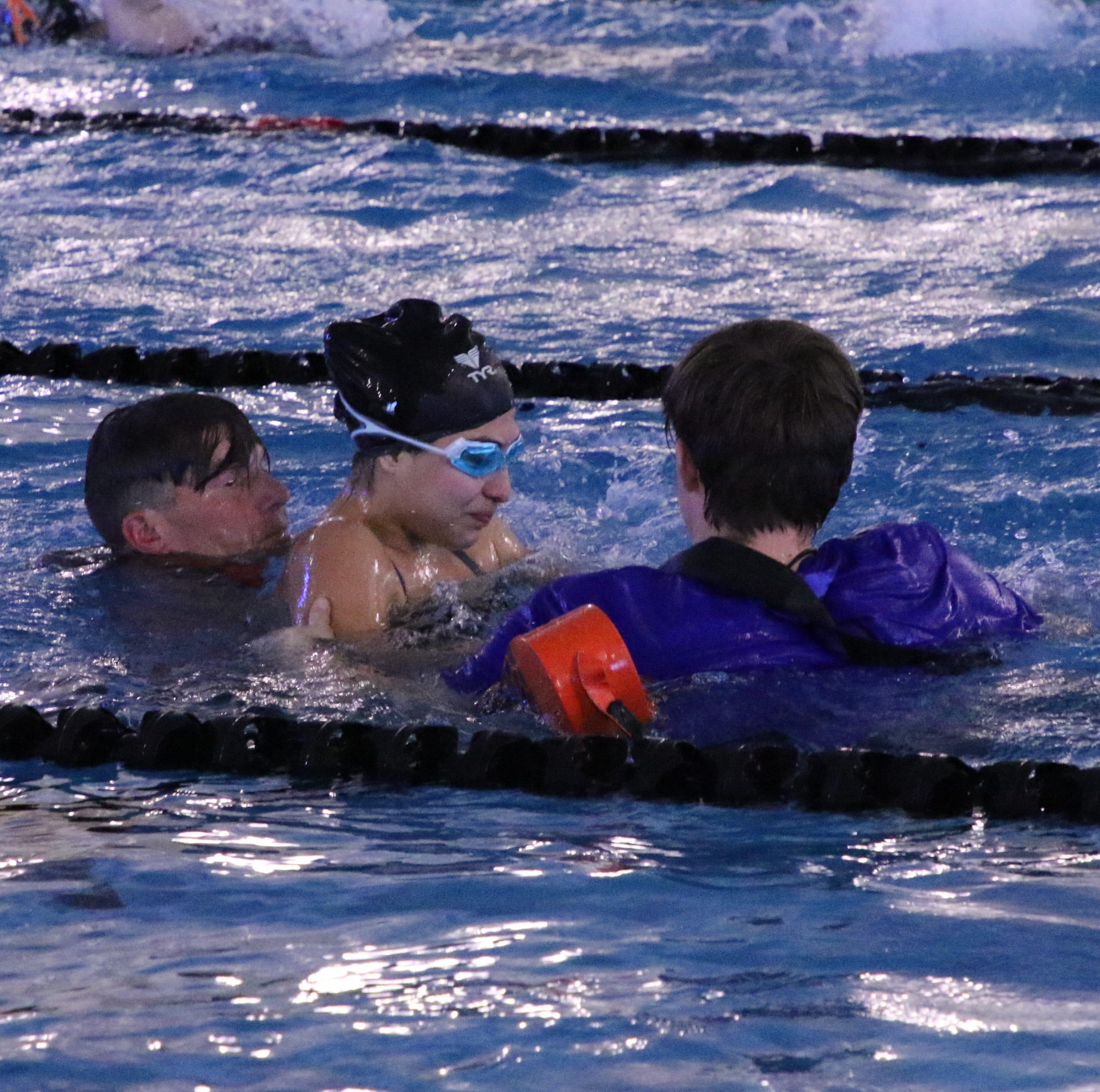 Artesia parent becomes 'swimmeritan' with save during swim meet