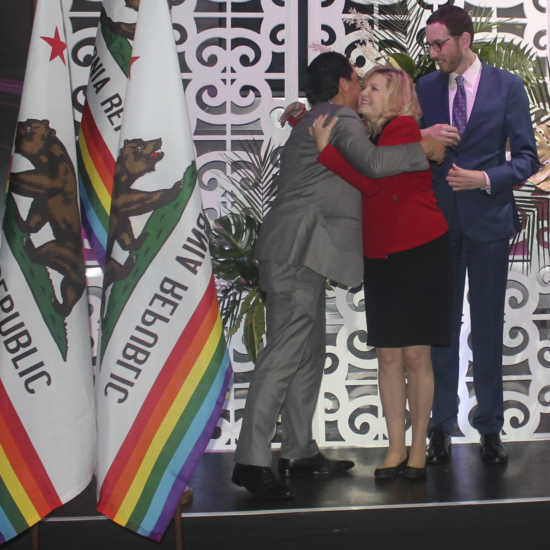 California's LGBT caucus thrives, because sometimes, lawmaking is personal